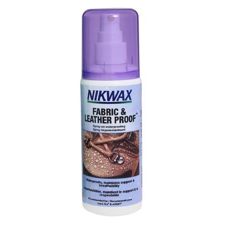 Nikwax Fabric and Leather Spray On Waterproofer -