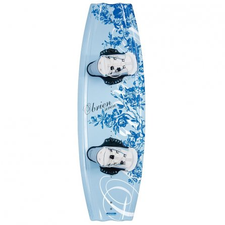 O'brien Siren 135 Wakeboard and Siren Bindings Package (Women's) -