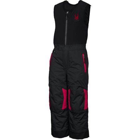 Spyder Mini Expedition Insulated Ski Pants (Toddler Boy's) -