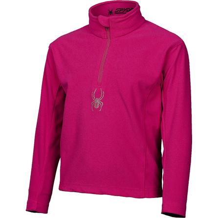 Spyder Bitsy Chloe Dry W.E.B. Turtleneck (Toddler Girls') -
