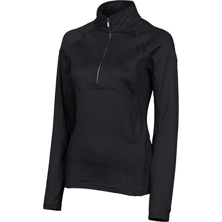 Spyder Cameo Thermastretch Fleece T-Neck (Women's) -
