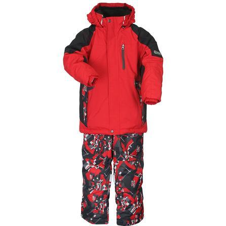 Jupa Mario Two Piece Suit (Toddler Boys') -