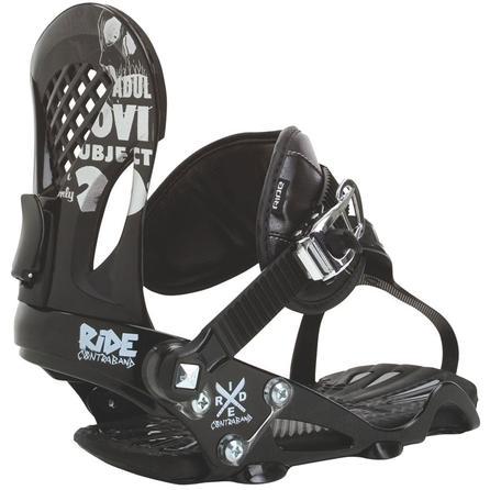 Ride Contraband Snowboard Bindings (Men's) -