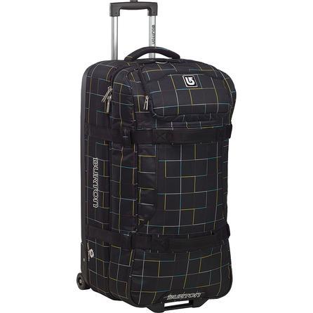Burton Wheelie Double Deck Rolling Bag -
