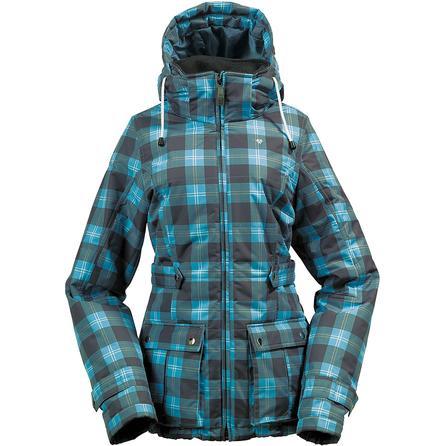 Burton The White Collection Puffy Snowboard Jacket (Women's)  -