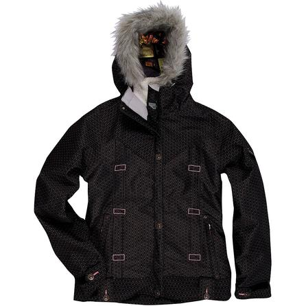 686 Levi's Type 1 Insulated Snowboard Jacket (Women's) -