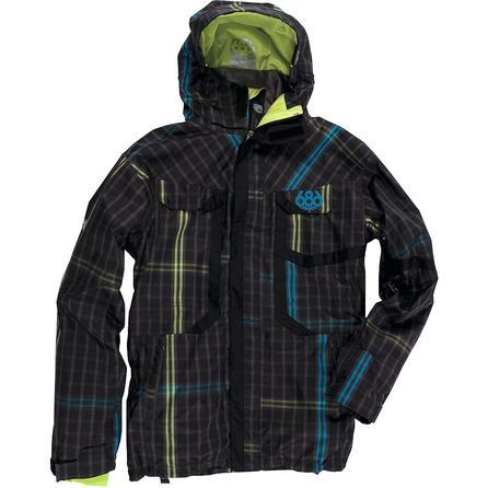 686 Smarty Index Component Snowboard Jacket (Men's) -