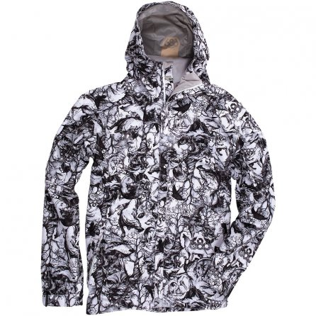 686 Mannual Diablo Insulated Snowboard Jacket (Men's) -