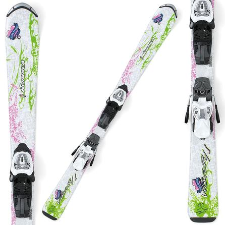 Nordica Victory Alpine Skis (Junior) -
