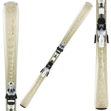 Elan Gold Magic TMD Ski System (Women's) -
