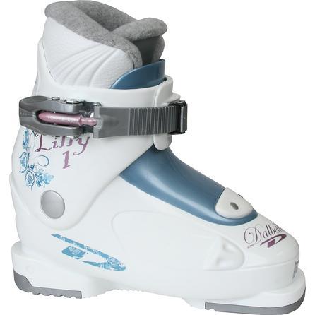 Dalbello Lily 1 White Ski Boots (Junior) -