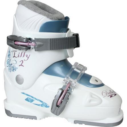 Dalbello Lily 2 White Ski Boots (Junior) - White