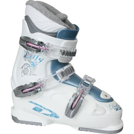 Dalbello Lily 3 White Ski Boots (Junior) -