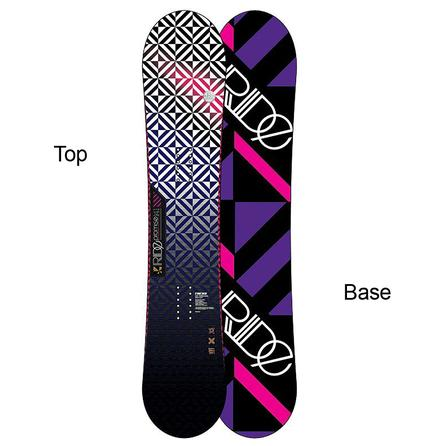 Ride Promise All-Mountain Snowboard (Women's) -