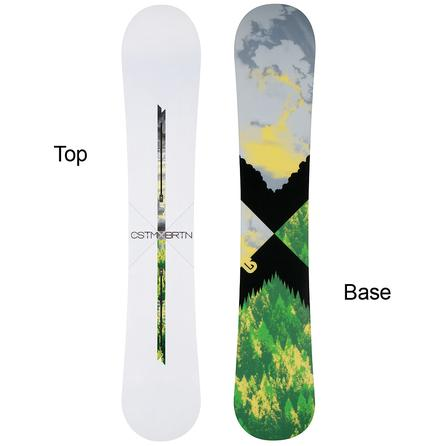 Burton Custom X Wide Snowboard (Freestyle) -