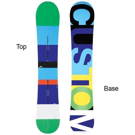 Burton Custom ICS Wide Snowboard (Freestyle) -