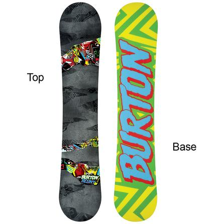 Burton Blunt Rocker Wide Snowboard (Freestyle) -