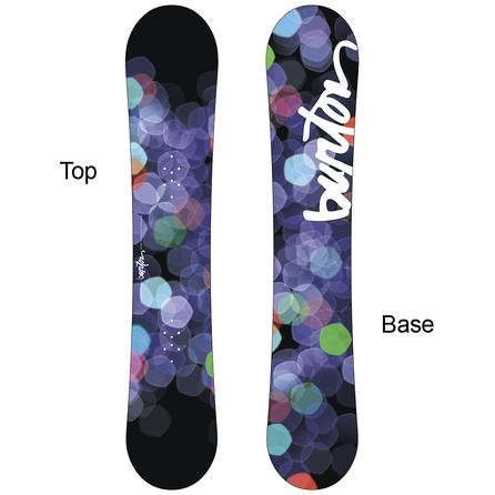 Burton Feather Mid-Wide Snowboard (Women's All-Mountain) -