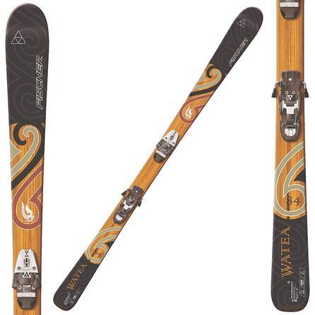 Fischer Watea 84 Alpine Skis -