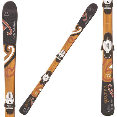 Fischer Watea 78 Skis -