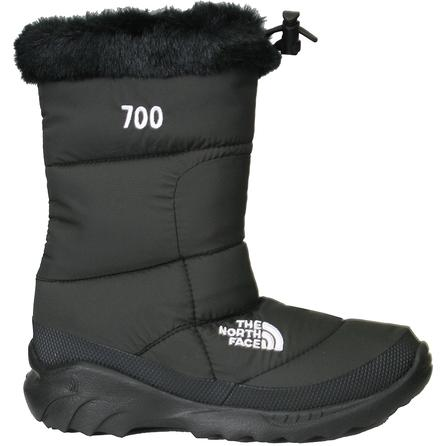 The North Face Nuptse Fur Bootie (Women's) -