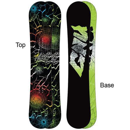 GNU Riders Choice BTX Freestyle Snowboard (Men's) -