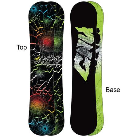 GNU Riders Choice Wide BTX Snowboard (Men's) -