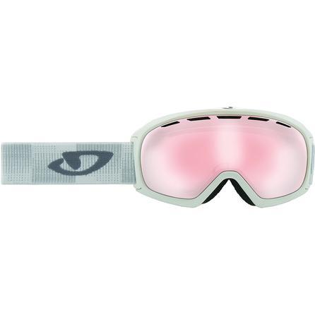 Giro Basis Rose Silver Goggle -