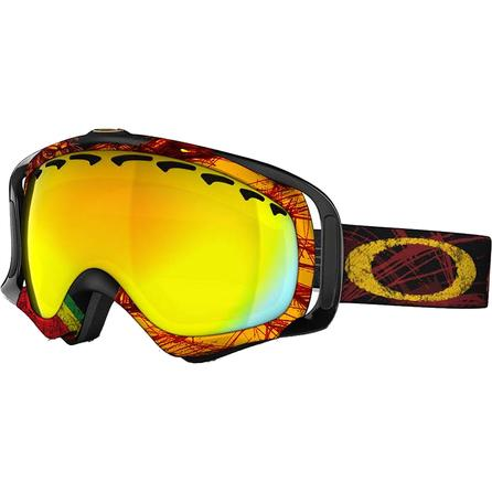 Oakley Tanner Hall Signature Series Crowbar® Goggle -