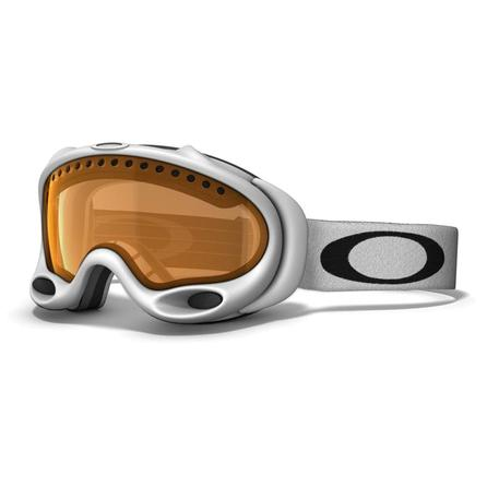 Oakley A Frame Goggle with Persimmon Lens (Adults') -