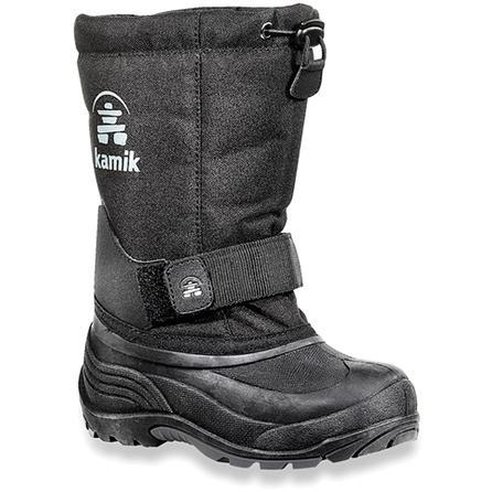 Kamik Rocket Winter Boots (Little Kids') - Black