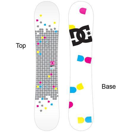 DC Best Freestyle Twin Snowboard - BFT (Women's) -