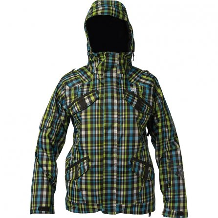 DC Data Insulated Snowboard Jacket (Women's) -