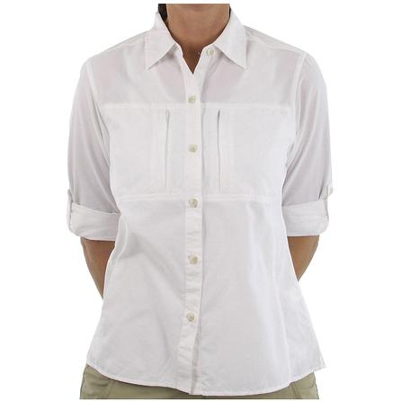ExOfficio Dryflylite UPF Protection Long Sleeve Shirt (Women's) -
