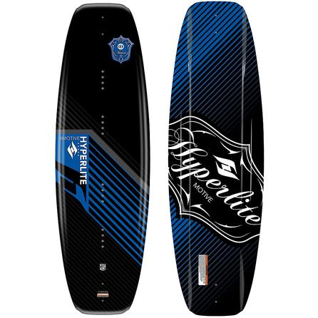 Hyperlite 140 Motive Wakeboard Package with Frequency Boots (Men's) -