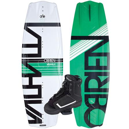 O'Brien 138 Valhalla Wakeboard Package with Link Boots (Men's) -
