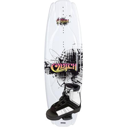 O'Brien 142 Clutch Wakeboard Package with Access Boots (Men's)  -
