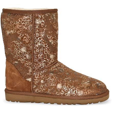 Ugg® Classic Short Fancy Boot (Women's) -