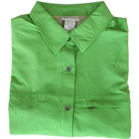 White Sierra Gobi Desert UPF 30 Protection Shirt (Women's) -