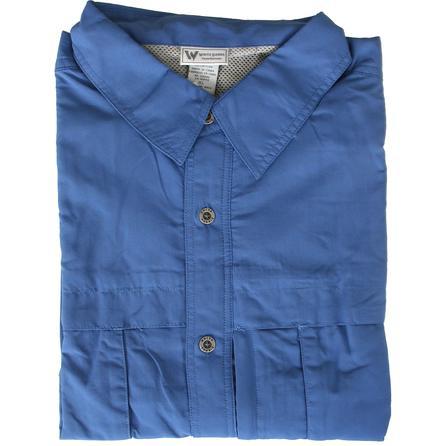 White Sierra Kalgoorlie Sun Protection Shirt (Men's) -