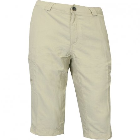 White Sierra Traveler Shorts (Women's) -