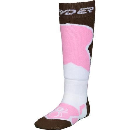 Spyder Performance Ski Socks (Girls') -