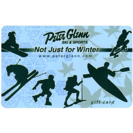 Peter Glenn Gift Card (Physical and eGift) -