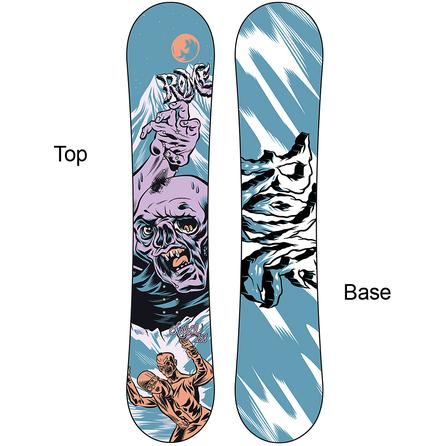 Rome SDS Label Snowboard (Kids') -