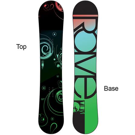 Rome SDS Vinyl Snowboard (Women's) -