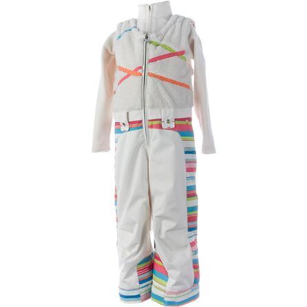 Obermeyer Love Fleece Bib (Toddler Girls') -