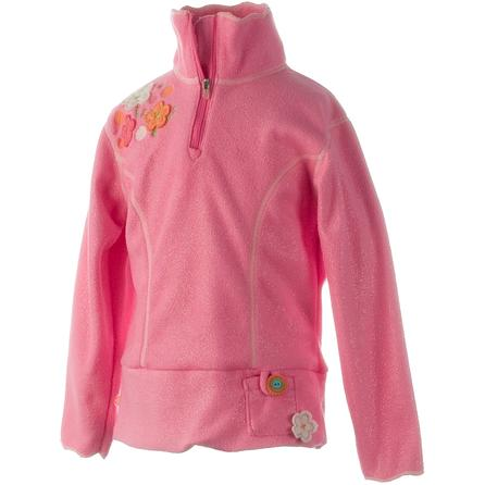 Obermeyer Gigi Fleece Top (Toddler Girls') -