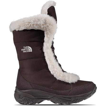 THE NORTH FACE NUPTSE FUR BOOTS (Girls') -