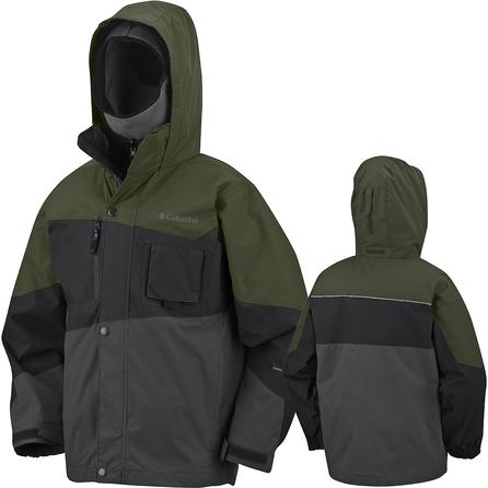 Columbia Steep Slope Waterproof and Insulated Parka (Boys') -