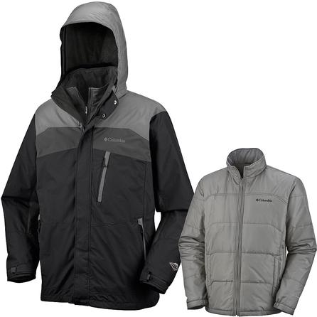 Columbia Whirlibird Ski Jacket (Men's - Tall) -